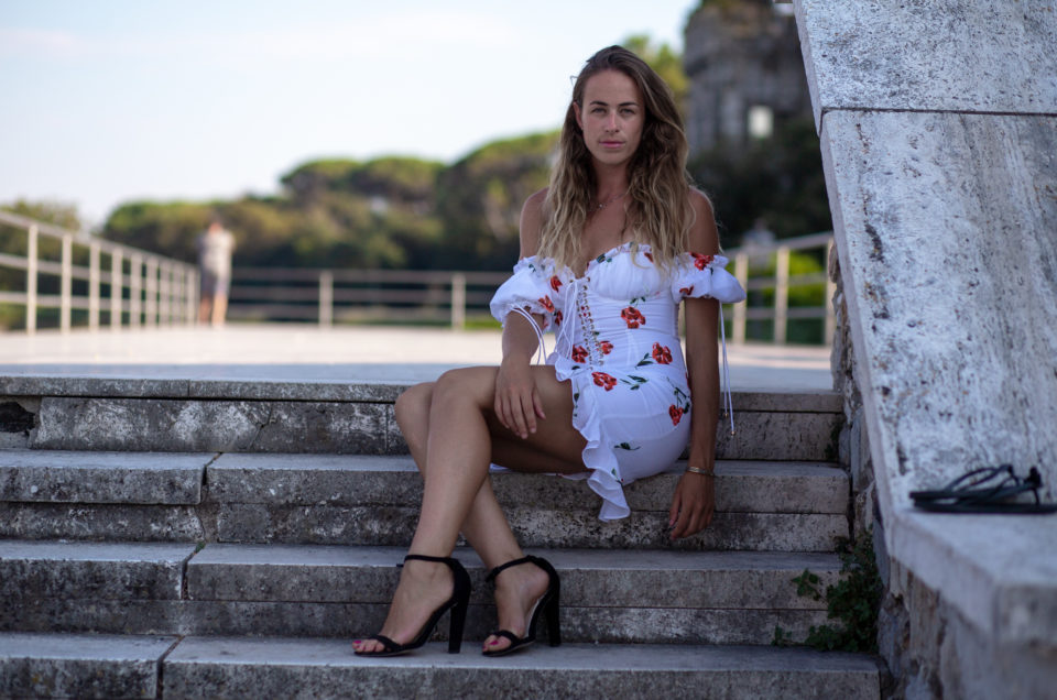 Modella per un giorno: Chiara Puccini